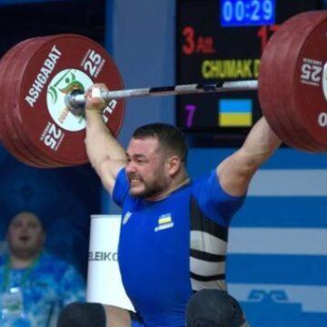 Українська збірна перемогла у медальному заліку на чемпіонаті Європи з важкої атлетики в Москві