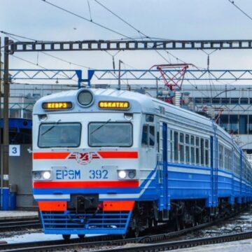 В Івано-Франківську залізницю хочуть перевести на елетричну тягу