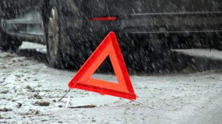 ДТП на Коломийщині: зіткнулися три автомобілі