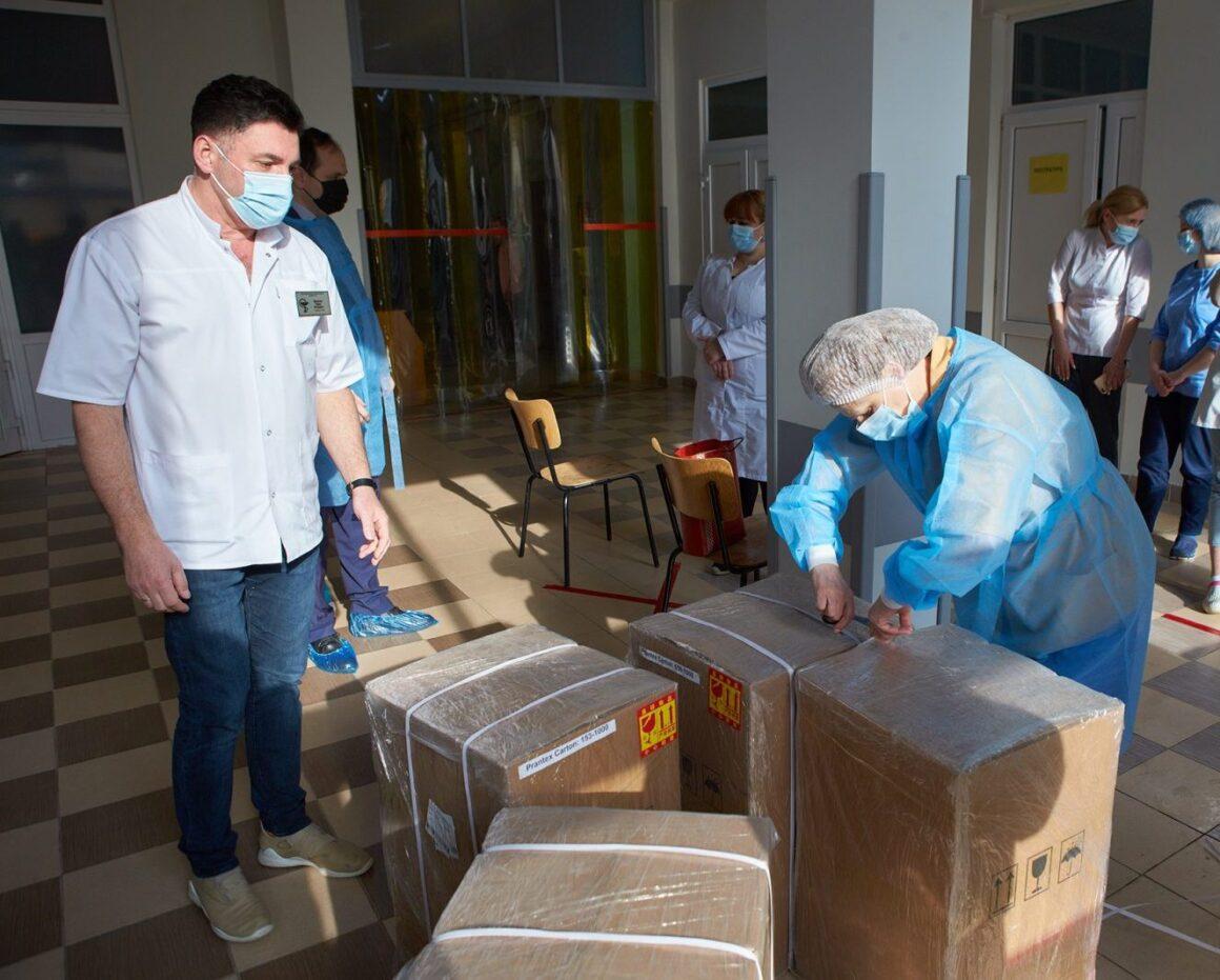 Руслан МАРЦІНКІВ:  «Місто робить все можливе, щоб рятувати життя хворим на ковід-19 франківцям і жителям області»