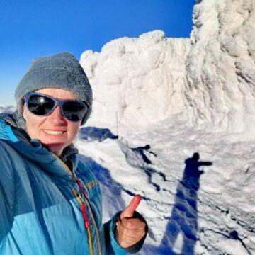 Франківська альпіністка планує підкорити Еверест