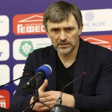 Руслан Мостовий – найкращий тренер 21-го туру Першої ліги