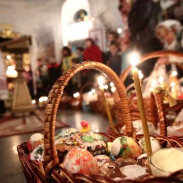Як у Івано-Франківську будуть святити паски?