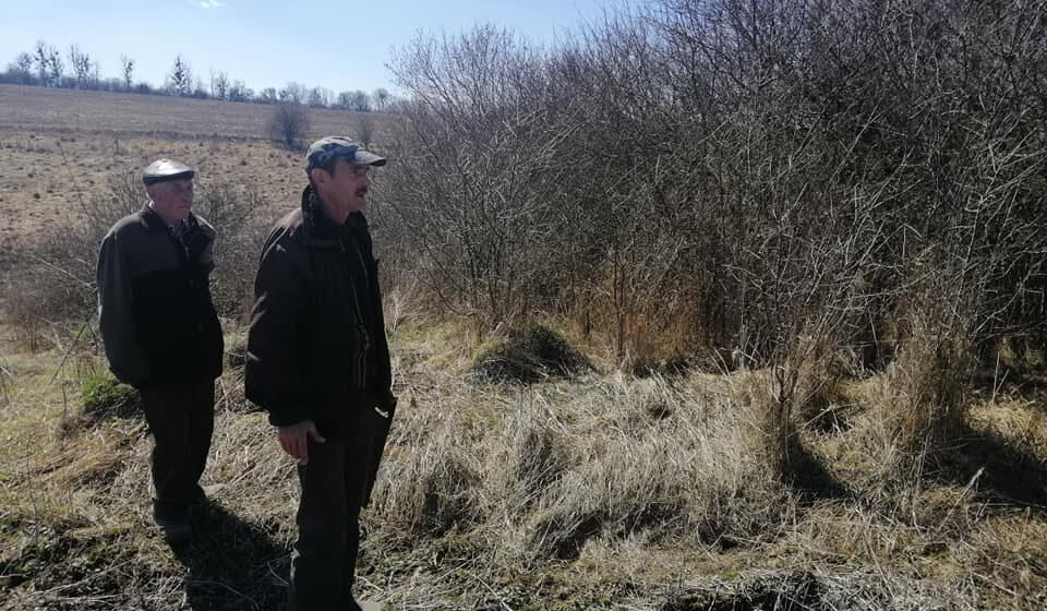 У селі на Рогатинщині знайшли братську могилу євреїв