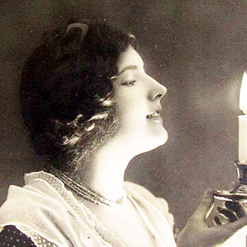 Ретро-новина: свічки і звичаї